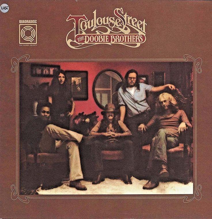 The Doobie Brothers Toulouse Street Burbank Records Vinyl 1972