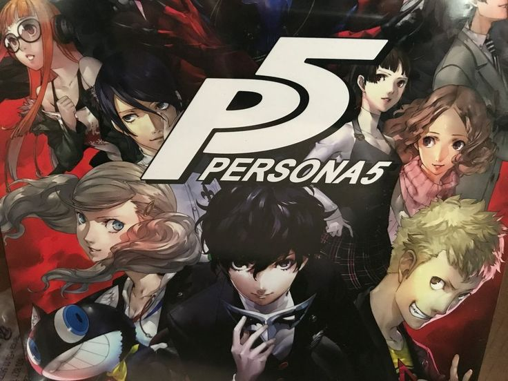 Persona 5 Take Your Heart Premium Edition Collectors Playstation 4 (PS4) *NEW* #SonyPlayStation4 #sony #ps5 #persona5 3persona #videogames