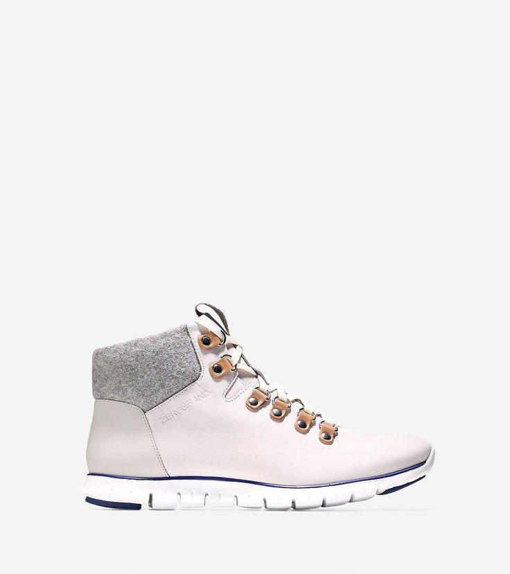 Hiking made cuter by Cole Haan.Cole Haan Zerogrand Waterproof Hiker Boot, $250, available at Cole Haan.  #refinery29 http://www.refinery29.com/cold-weather-boots#slide-8