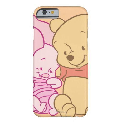 Winnie the Pooh & Piglet iPhone Case c:
