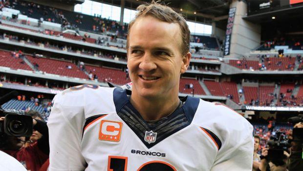 Regarding My Wife and Peyton Manning