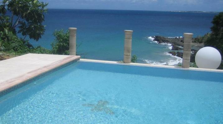 Bacolet Beach Club på Tobago