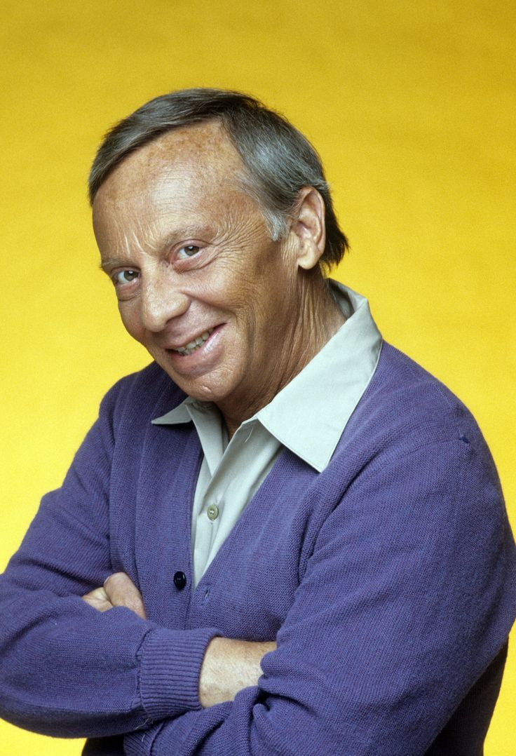 """Three's Company Norman Fell as """"Stanley Roper"""""""