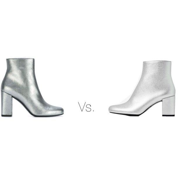 Ysl vs. Zara