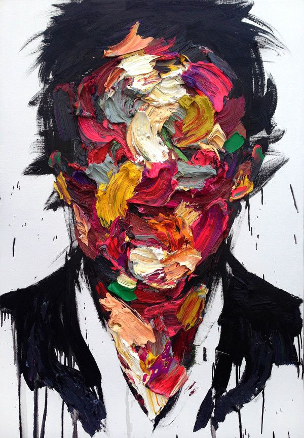 Is a face still a face if its parts are obscured by masks of swirling colors? In his signature style of abstract portraits, South Korean painter KwangHo Shin uses color and curves to express human feelings. Though little more than a set of eyes is visible in each of his portraits, Shin is able to […]