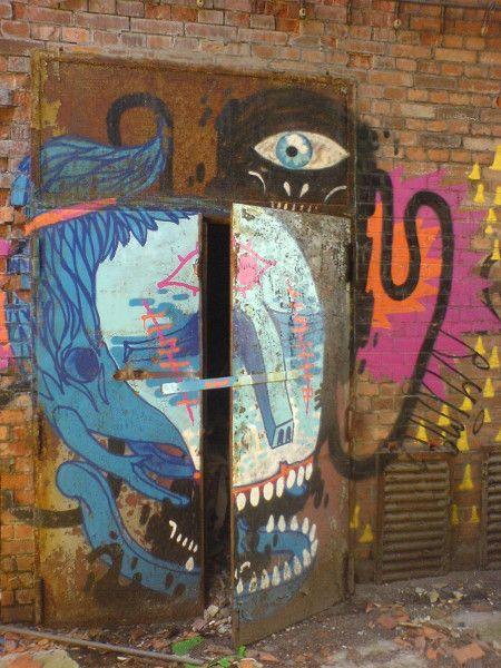 street art berlino
