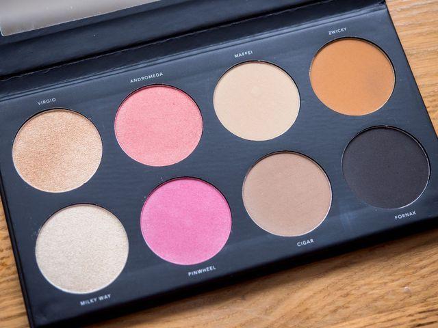 Kuvahaun tulos haulle LH Cosmetics Infinity -palette