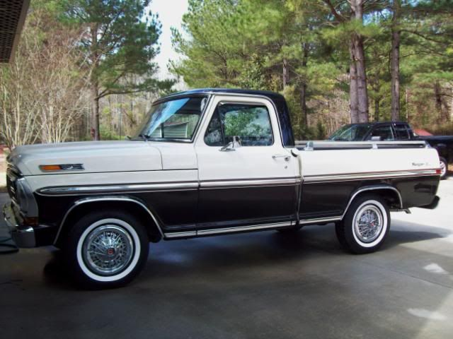 1970 ford f100 short bed for sale | 1970 f-100 short bed fleetside paint job - Ford Truck Enthusiasts ...