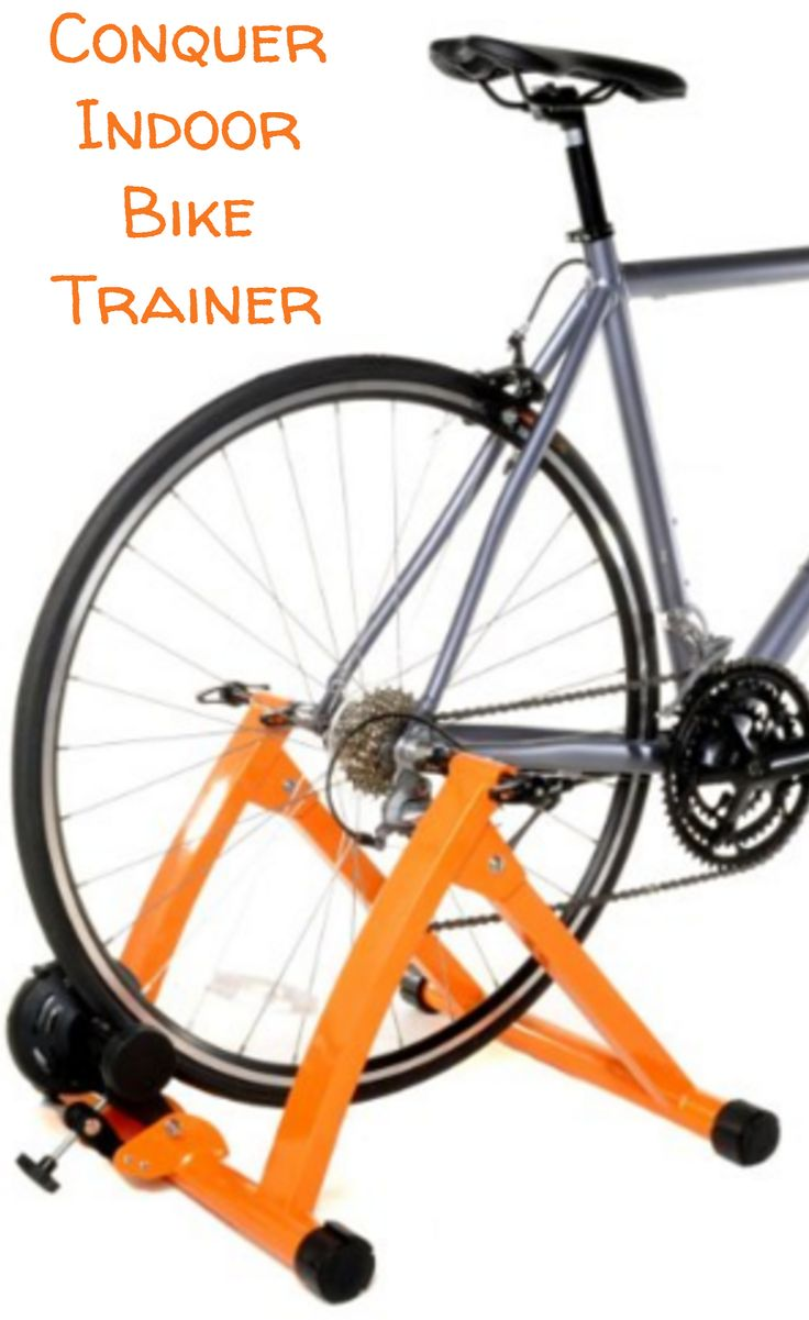 Conquer Indoor Bike Trainer  ~ Turn your bike into an indoor exercise bike!