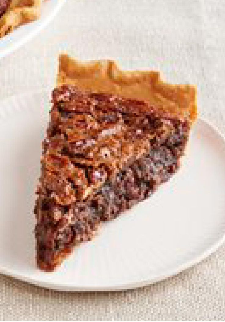 Chocolate Coconut Pecan Pie In This Recipe Traditional