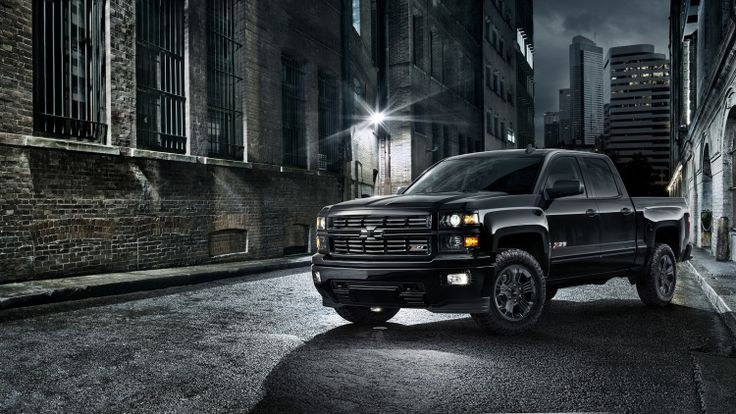 Chevy Silverado Midnight Edition coming to Chicago