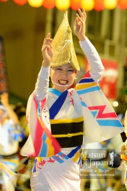 阿波踊り/徳島市