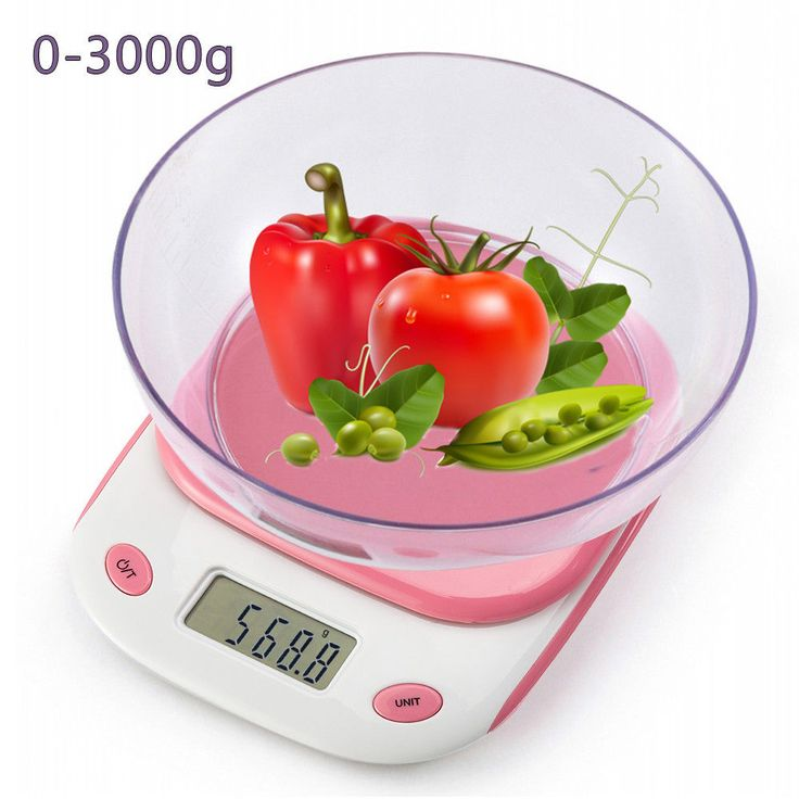 3KG Digital Electronic Mini Kitchen Cooking Food Parcel Postal Weighing Scales   Home, Furniture & DIY, Cookware, Dining & Bar, Food Preparation & Tools   eBay!