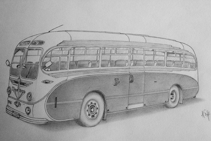 Barton Transport 674 - 1951 Burlingham 'Seagull' bodied Leyland 'Royal Tiger'