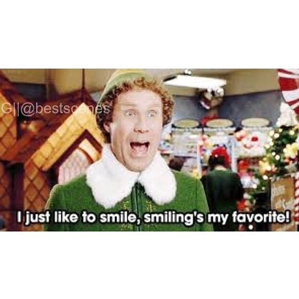 Elf Quotes Smiling: 25 Best Buddy The Elf Images On Pinterest