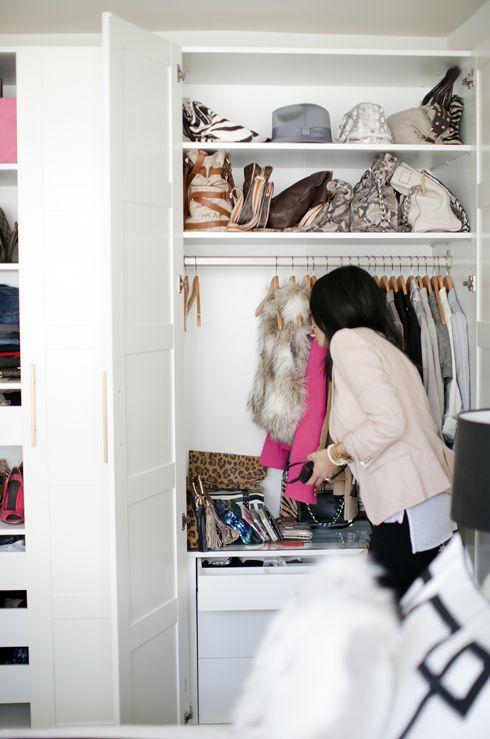 54 Best Closets Images On Pinterest