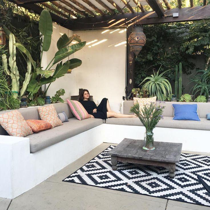 Vivre en plein air – Idées de Jardin & Terrasse