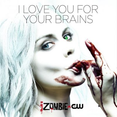 iZombie - our newest hit show premiering March 17!
