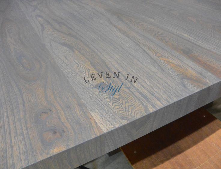Best Grey Wash Tafel Op Maat Wash Eettafel 400 x 300