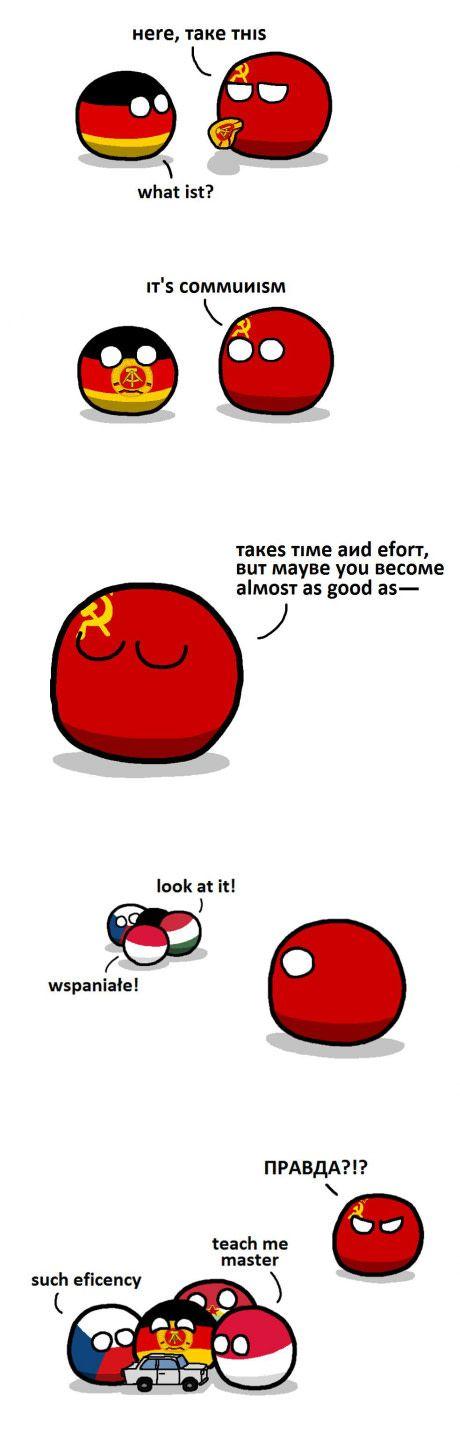 East German Communism