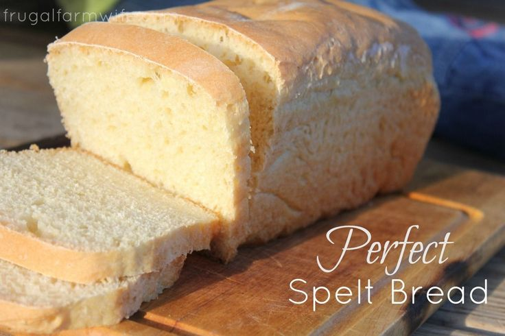 This is the best homemade bread recipe ever! I usually use whole grain spelt, and it comes out soft, fluffy, and just PERFECT every time!