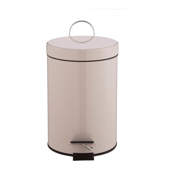 Kosz Lazienkowy Diani Z Wolnym Opadem 3 L Stal Kosze Na Smieci Trash Can Small Trash Can Pedal