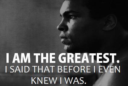 muhammad ali quotes   Good Morning Sunday: 10 Greatest Muhammad Ali Quotes