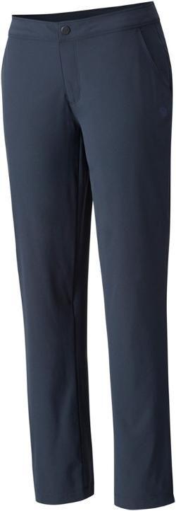 Mountain Hardwear Women's Right Bank Lined Pants Inkwell 12