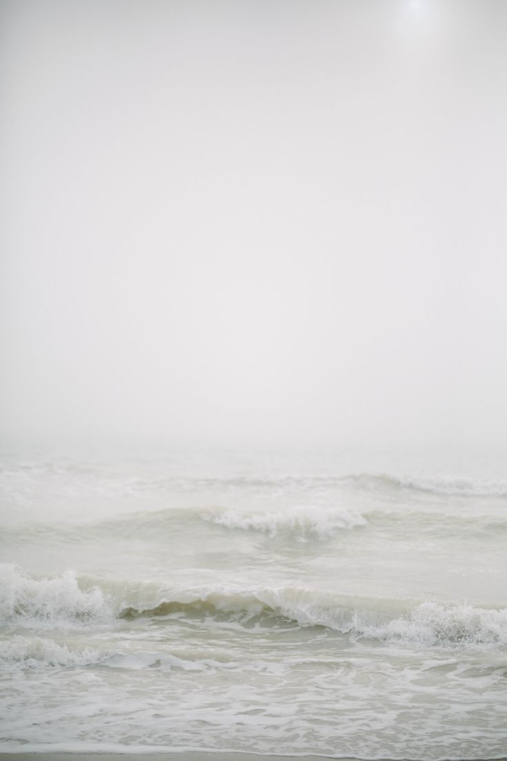 a foggy beach day // shannon kirsten photography