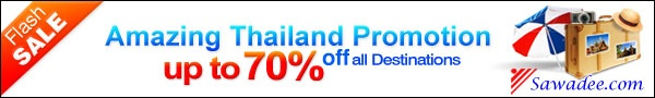 Hotel Promotion Rates for Thailand