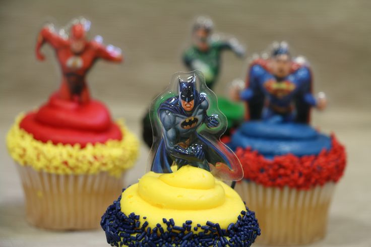Justice League Justice For All Sheet Cake