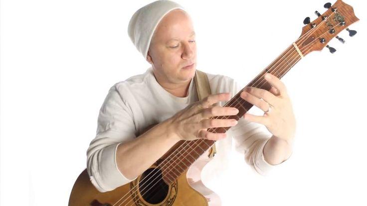 Лучшая в мире игра на гитаре, очень крутая импровизация гитарист 80 левела