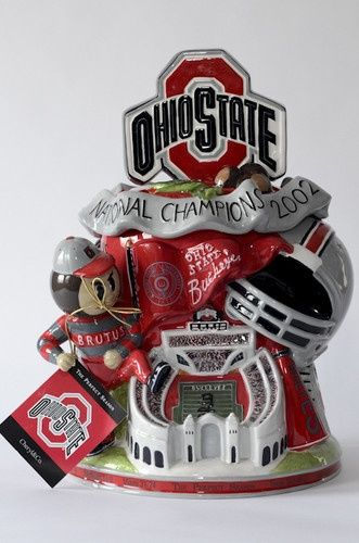 Ohio State Christmas Tree