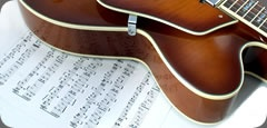 Better Guitar - The instruction section has lessons on rhythm guitar, lead guitar, chords, and the basics of guitar playing.