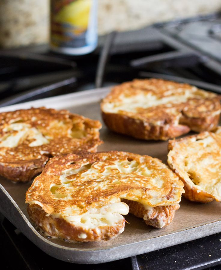 2 secret ingredients yield a thicker, sweet batter for Croissant French Toast, making it perfect for your next breakfast or brunch event.