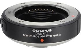 MMF-2 Lens Adaptor - 4/3s to MFT