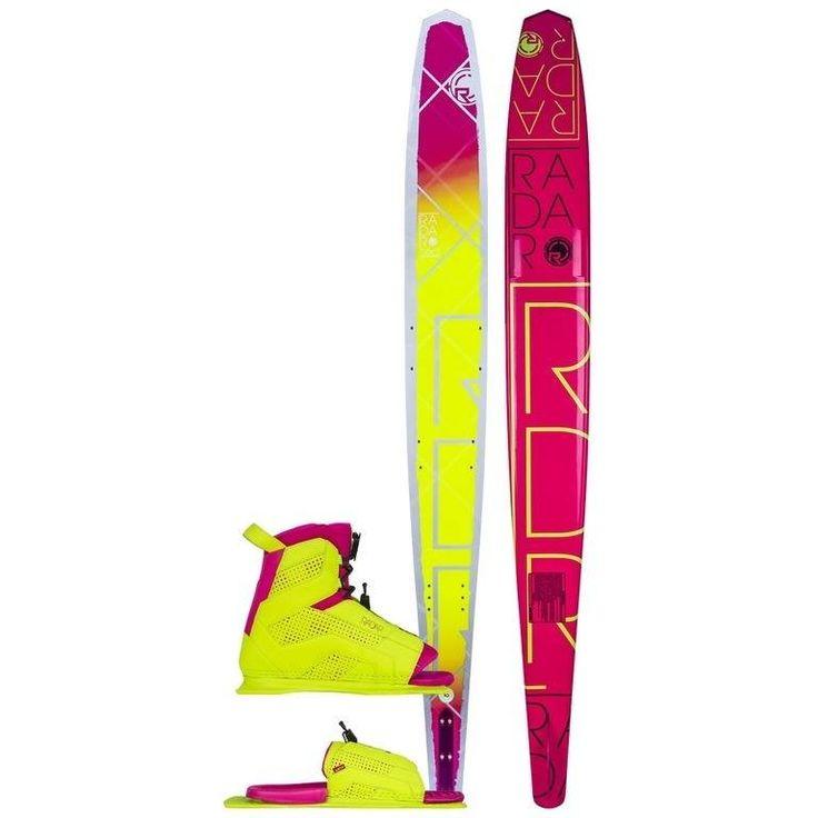 Radar Lyric w/ Lyric Std & Lyric ARTP- Women's Water Skis