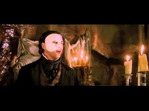 """I got: """"The Music Of The Night""""! Which """"Phantom Of The Opera"""" Song Best Suits You?"""