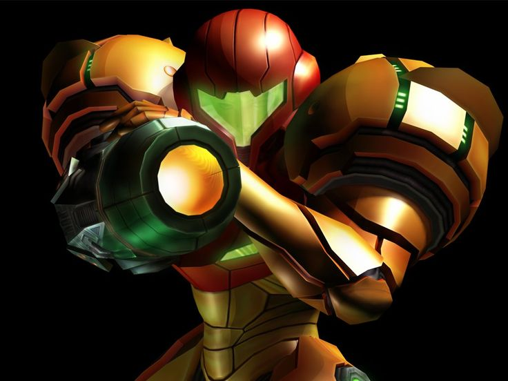 Samus Aran; intergalactic bounty hunter. One of the first female protagonists in video games. She is nearly emotionless usually and her highest priority is protecting the universe. However, her dignified attitude illuminates her soft personal connections to people like her commander and the baby metroid that saved her life more warming and poignant. She has integrity and kindness, and she kicks some serious ass.