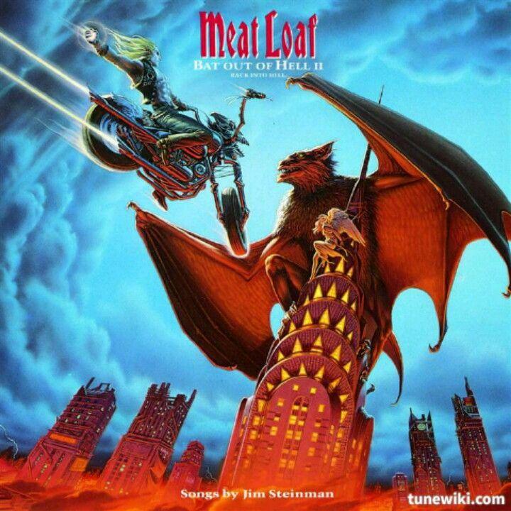 MEATLOAF ALBUM COVER