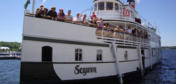 The Muskoka Steamship & Historical Society is a membership based not-for-profit registered charity which owns the RMS Segwun and Wenonah II and Wanda III, as well as operates Muskoka Boat & Heritage Centre. http://realmuskoka.com/