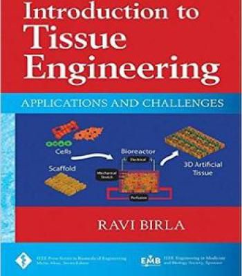 Introduction To Tissue Engineering: Applications And Challenges PDF
