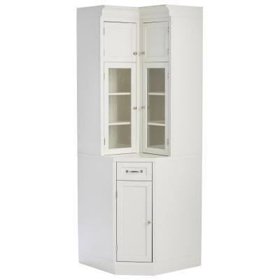 Best Royce True White Modular Corner Cabinet Sk19192C Tw 400 x 300