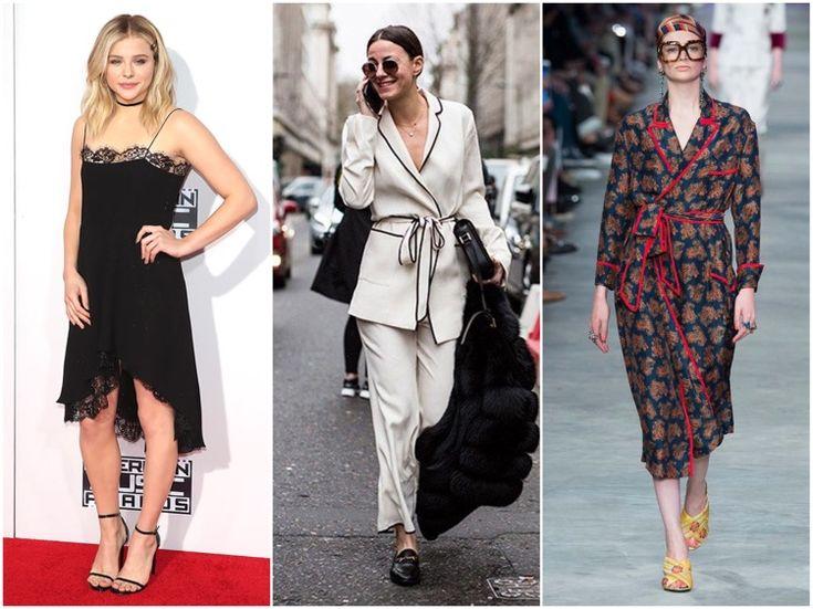 Модно до неприличия. Как носить одежду в бельевом стиле, чтобы не чувствовать себя голой? - Make Your Style