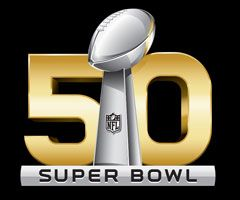 The NFL is taking a one-year break from using a roman numeral in its Super Bowl logo for the 2016 title game.