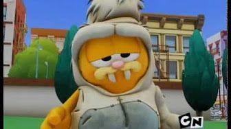 El Show de Garfield - Desesperado - YouTube