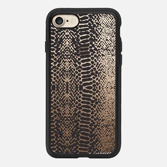 snake - Classic Grip Case,https://keep.com/mandala-white-flower-iphone-7-#snake #iphone #casetify #casetifycases #case #transparentcase