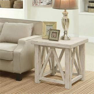 Riverside Aberdeen End Table