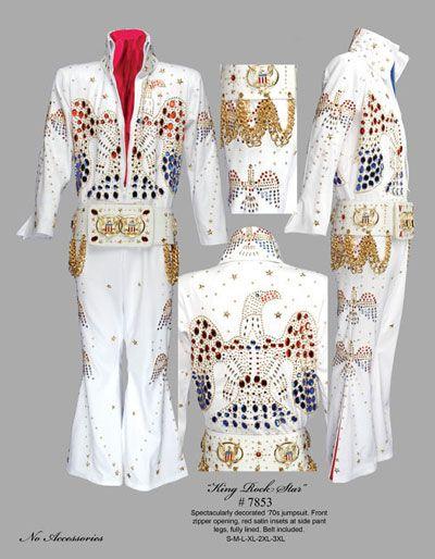 Elvis Presley - Halloween costume