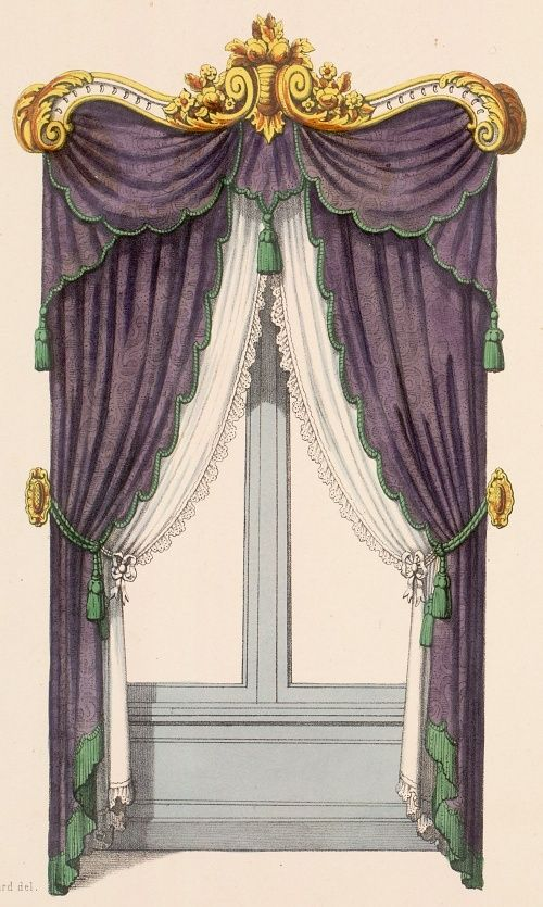Victorian & 18th Century Fashion & Rococco Style Decor (54 работ) » Картины, художники, фотографы на Nevsepic